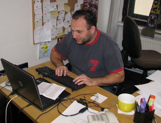 Pavel Sedlák odpovídal v redakci Přerovského deníku na vaše dotazy.