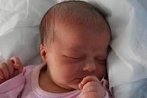 Zuzanka Šmelová, Rakov, narozena 5. ledna 2012 v Přerově, míra 51 cm, váha 3 450 g