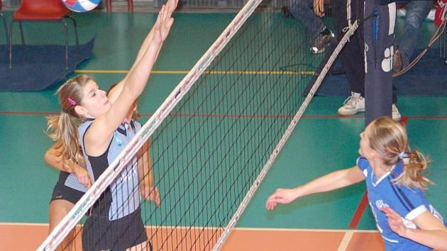 Přerovské juniorky mají účast v play–off zajištěnou, kdežto kadetky ještě musejí bojovat o dvě volná místa v šestičlenné skupině.