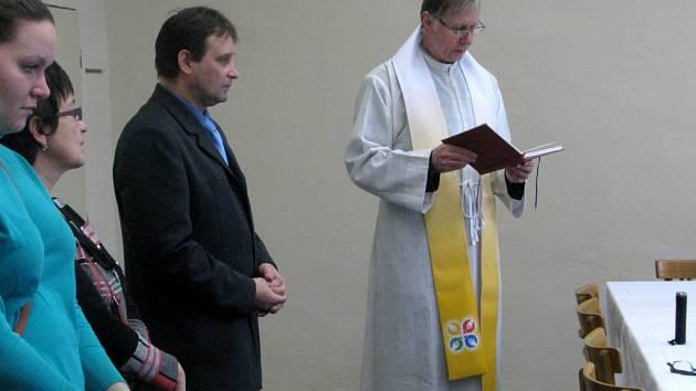 Otevření nové budovy charity v Lipníku nad Bečvou