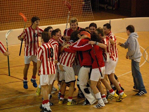Přerov ve čtvrtém kole Poháru ČFbU porazil Žďár nad Sázavou 7:6 v prodloužení a postoupil tak do osmifinále.