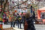 Na hranickém náměstí přivítali jaro.