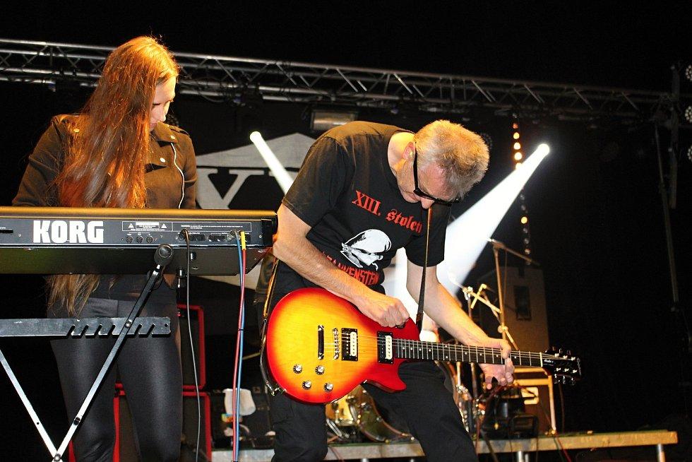 Hudební festival Rock in Hranice 2020 - XIII. století.