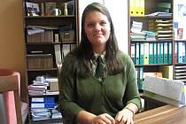 Studentka Petra Pantová si studium na Střední lesnické škole v Hranicích nemůže vynachválit.