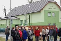 Do Skaličky ve čtvrtek dorazilo 75 starostů ze tří moravských krajů.