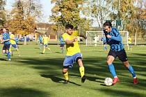 Fotbalisté Všechovic porazili v divizním utkání na domácí půdě Šumperk 4:1.