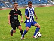 Přípravná zápas SK Hranice – 1.HFK Olomouc.