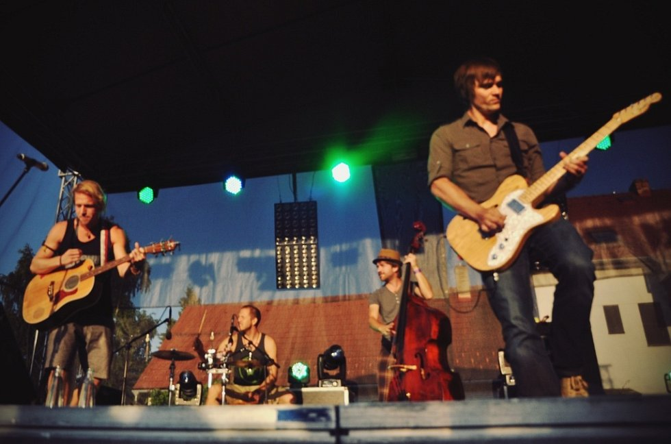 Koncert písničkáře Tomáše Kluse v Hranicích