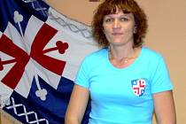 Petra Kočnarová, starostka obce Skalička