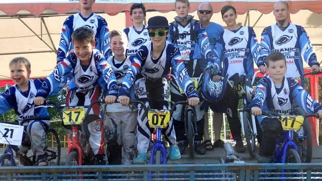 Jezdci BMX Hranice