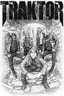 Hranická rocková kapela Traktor