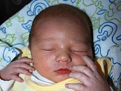 Lukáš Plánka, Přerov, narozen dne 22. prosince 2013 v Přerově, míra: 51 cm, váha: 3660 g
