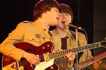 Revivalová kapela Beatles zahrála v Městském domě v Přerově.
