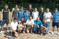 Na čtvrtém ročníku turnaje se sešlo deset párů