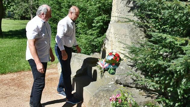 V Hranicích uctili památku Mistra Jana Husa.