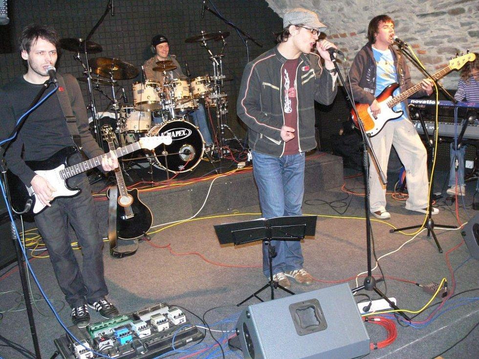 David Kraus a jeho kapela