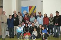 Přátelský turnaj dvojic valšovického klubu se odehrál ve Všechovicích