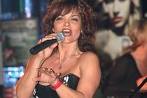 Rocková zpěvačka osmdesátých let Tanja.