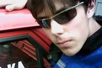 1. Jiří Pavelka, 18 let, Opatovice. Zájmy: motorsport rally