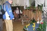 V hranické Galerii M+M začala v pátek 8. března tradiční Velikonoční výstava.