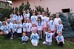 Děti se v Horních Těšicích bavily ponámořnicku.