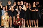 Vystoupení Edith Piaf Základní umělecké školy v Hranicích