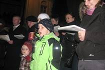 11.12.2013. Česko zpívá koledy v Drahotuších
