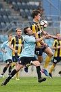 Opava - Zápas divize E mezi SFC Opava B a FK Hranice na Moravě 10. září 2017. Adam Rychlý - o