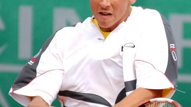 Lukáš Rosol je momentálně nejúspěšnějším hráčem TK Precolor Přerov. V žebříčku ATP je na 209. pozici.