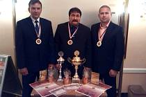 Třem hranickým střelcům se dařilo na mezinárodní soutěži v Chebu