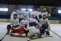 Hraničtí hokejisté