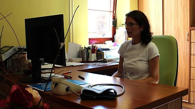 Hranická praktická lékařka pro dospělé Jitka Nováková  očkování proti chřipce podporuje.
