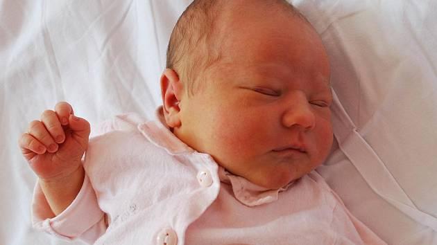 Anna Remišová, Přerov , narozena 30. června 2010 v Přerově, míra 49 cm, váha 3 510 g