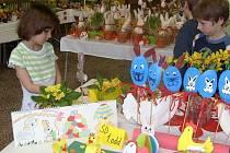 Velikonoční výstava na ZŠ Struhlovsko