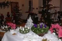 Vánoční výstava v minimuzeu v Býškovicích