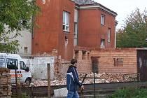 Bývalá hygienická stanice. Přerovská stavební společnost zakoupila objekt od města v roce 2003.