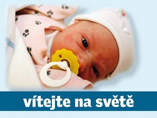 Představujeme miminka, která se narodila v prostějovské nemocnici.