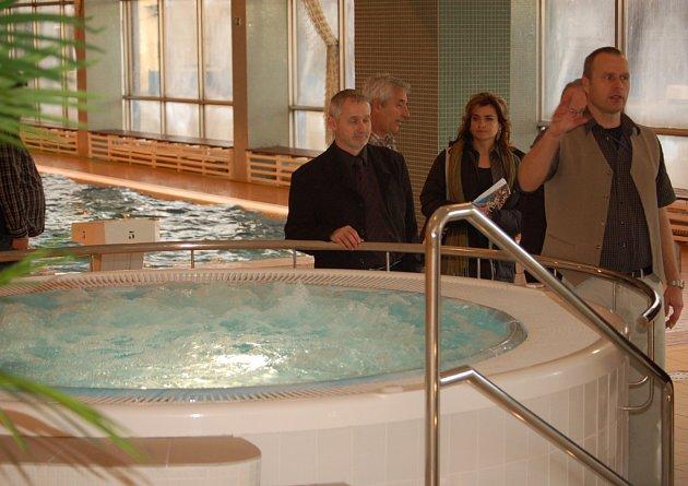 Přerovu se podařilo získat na modernizaci bazénu finanční příspěvek 5 milionů korun ze státního rozpočtu.