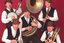 Orchestr Stanley´s Dixie Street Band z Kopřivnice.