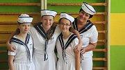 Žákyně z drahotušské základní školy vyhrály celostátní kulinářskou soutěž se svým týmem Hledá se krab!