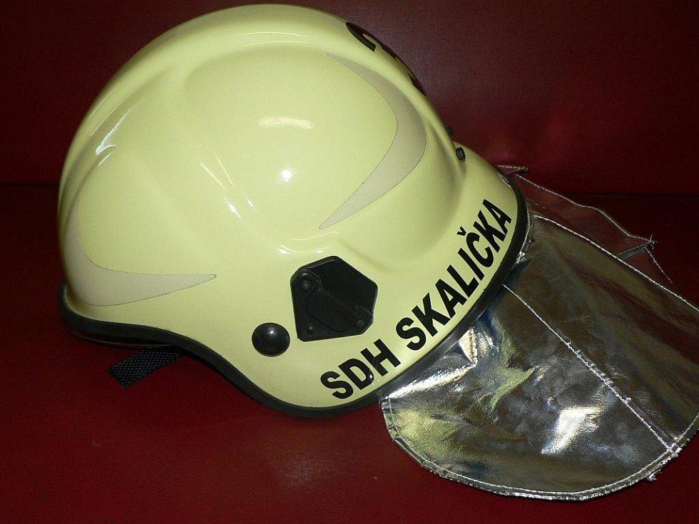 Dnešní technika, kterou hasiči ze Skaličky používají, je zastaralá a potřebovala by obnovu.