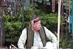 Kojetínští slavili už podesáté hody v pravém hanáckém stylu.
