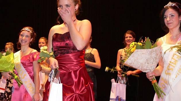 Pocity královny krásy mohou ochutnat dívky, které se přihlásí do soutěže Dívka roku 2008.
