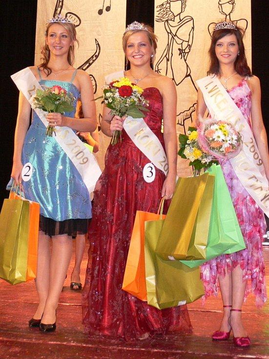 Vítězkou letošního 11. ročníku soutěže krásy Dívka roku 2009 se v Hranicích stala čtrnáctiletá Kristýna Šímová. Titul první vicemiss získala dívka s číslem šest Veronika Žaganová. Třetí místo obsadila soutěžící s číslem dvě Nikola Machačová.