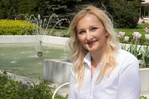 Bohdana Opočenská, výkonná ředitelka Lázní Teplice nad Bečvou