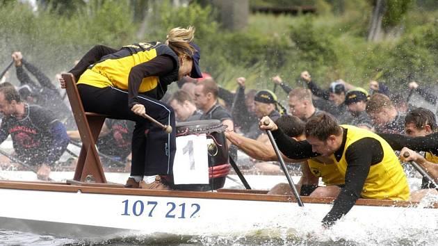 Moravian Dragons triumfovali na MS v Malajsii na trati 2000 metrů. Ilustrační foto.