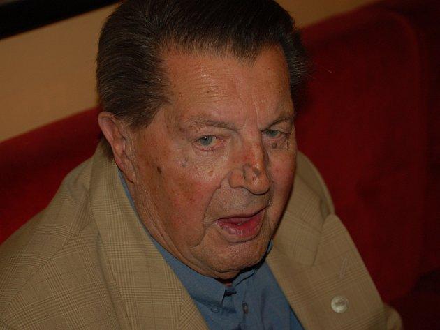Bez Rudolfa Neulse staršího se neobešel ani jeden z uplynulých 25 ročníků Československého jazzového festivalu v Přerově.