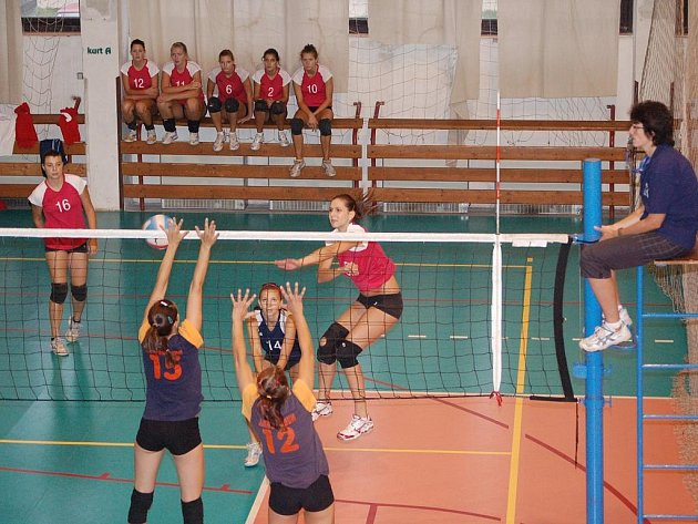 Velké ceny Přerova se zúčastnilo 32 juniorských týmů.