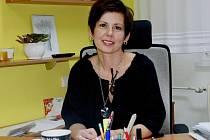 Ředitelka Domova seniorů Hranice Simona Hašová