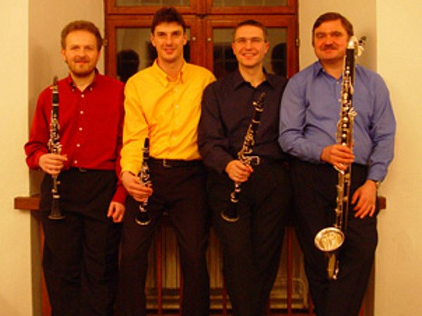 Stadlerovo klarinetové kvarteto